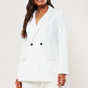 MIssguided tailored longline blazer NWT Size 10